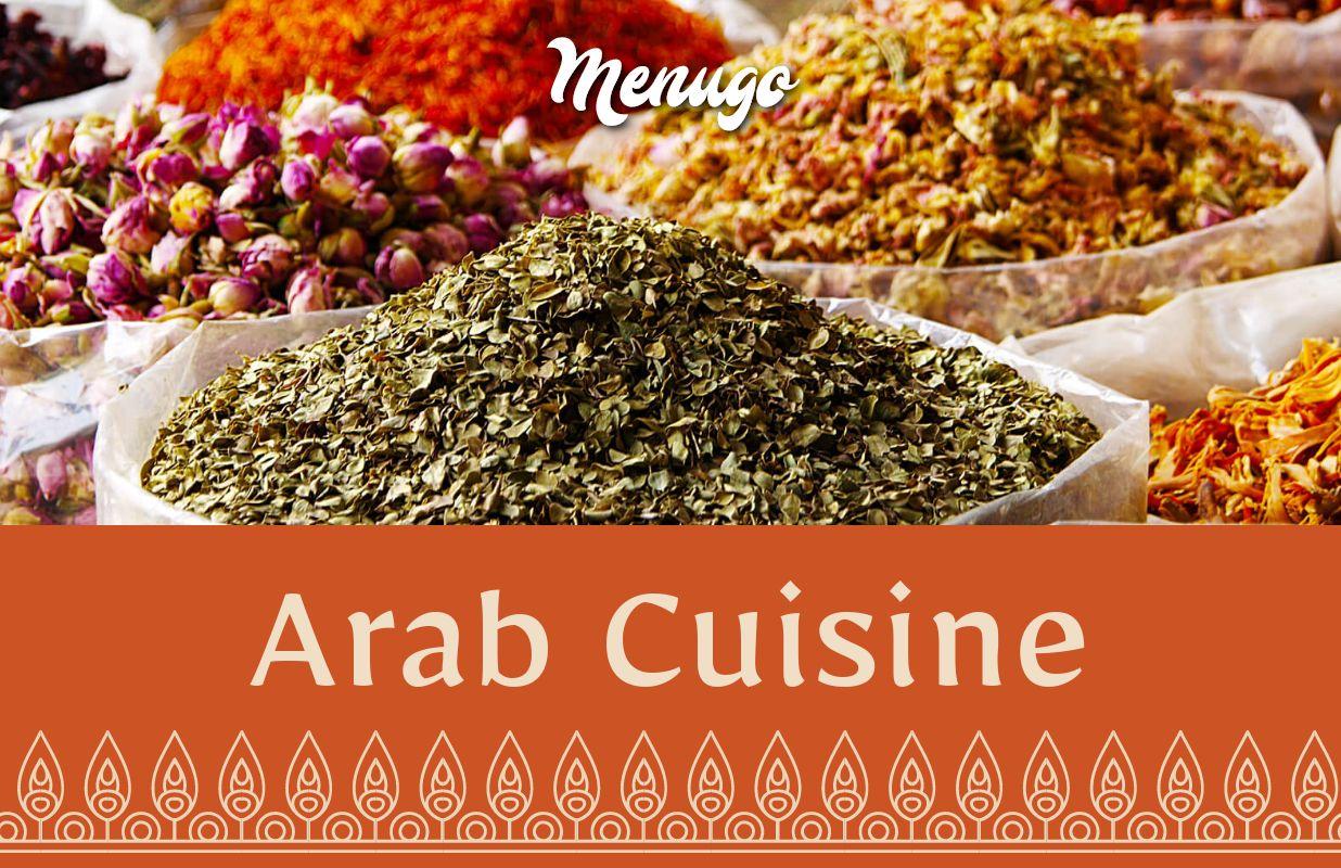 Menugo - Classic Arabian Food Menu
